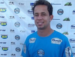 Alan, atacante do Cruzeiro (Foto: Divulgação)