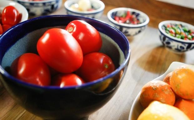 Dia do Tomate (Foto: Tricia Vieira)