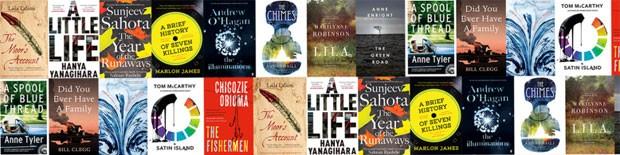 Longlist do Man Booker Prize 2015; autores americanos dominam, com cinco semifinalistas (Foto: Divulgação)
