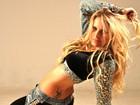 Veja fotos da gaúcha Francine Porto, cover de Britney Spears