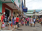 No Acre, movimento no comércio é intenso durante a véspera de Natal