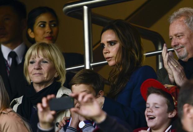 Victoria Beckham  (Foto: Agência AFP)