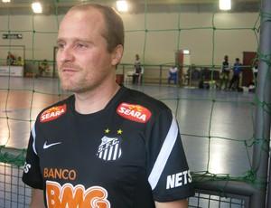 Rodrigo Pisciota - Santos - Jogos Abertos do Interior (Foto: Bruno Gutierrez)