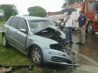 Acidente na BR-376 deixa uma pessoa morta e duas feridas no Paraná
