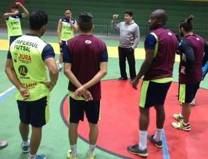 Dracena futsal (Foto: Murilo Rincon / GloboEsporte.com)