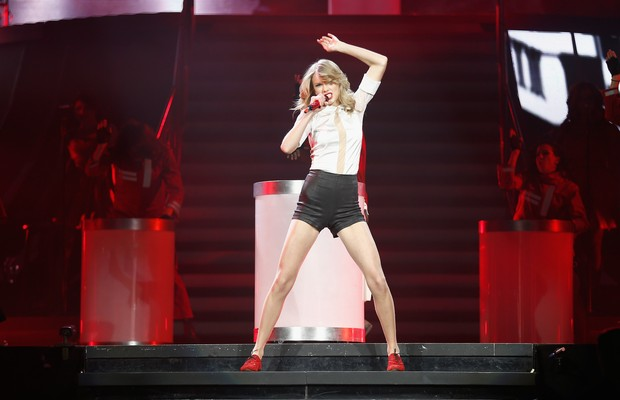 Taylor Swift - US$1 milhão por show, no mínimo (Foto: Getty Images)
