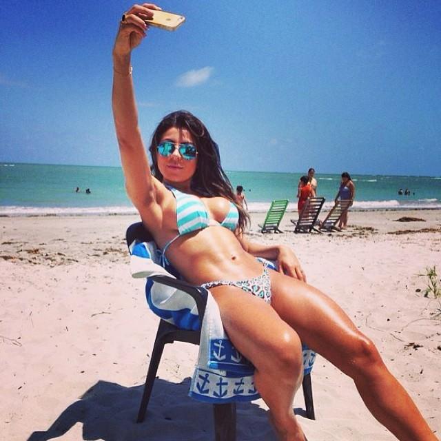 Andressa Pastolato (Foto: Reprodução/Instagram)