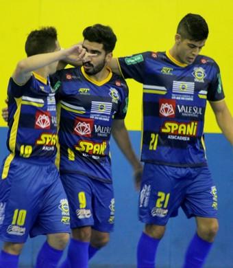 São José Futsal (Foto: Leandro Zambianchi / São José Futsal)