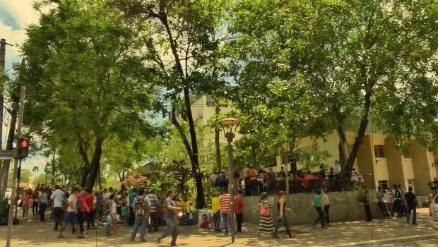 Senadinho, o espaço de encontro e diversão, no Acre (Foto: Zappeando)