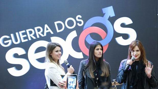 Guerra dos Sexos (Foto: Rubens Nemitz/ RPC TV)