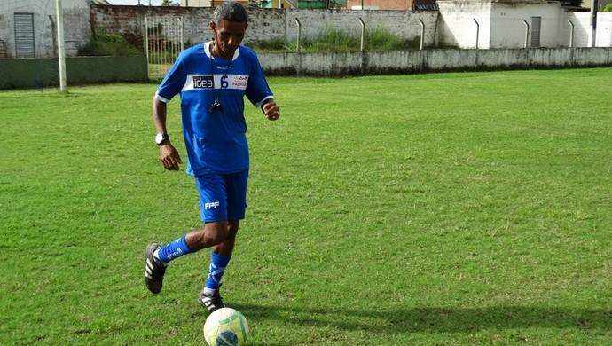 Nivaldo - Gol mais rápido Brasileirão (Foto: Vital Florêncio / GloboEsporte.com)
