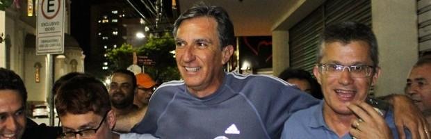 Rafael Simões (PSDB) foi eleito após polêmica dentro do próprio partido em Pouso Alegre (Foto: Julian Andrew)