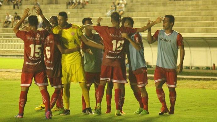 Botafogo-PB x América-RN, no Estádio Almeidão - Copa do Nordeste (Foto: Canindé Pereira/América FC/Divulgação)