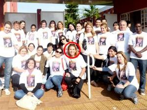 Fernanda Arruda reúne grupo para exames em Campinas (Foto: Arquivo Pessoal / Fernanda Arruda)