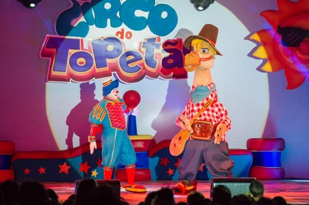 A magia do circo vai encantar os pequenos (Foto: Divulgação)