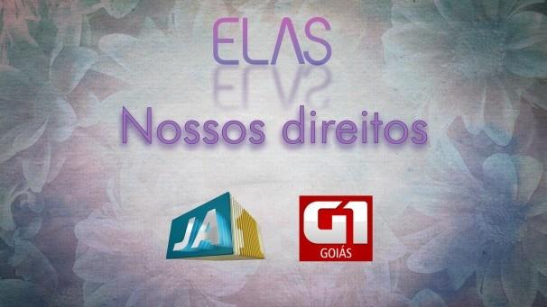 G1 Goiás promove debate ao vivo com especialistas sobre direito das mulheres (Foto: TV Anhanguera)