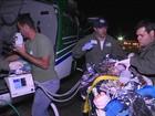 Tragédia em MG: feridos mais graves são transferidos para Belo Horizonte