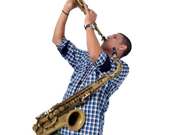 Saxofonista Rodrigo Revelles confirmou presença na próxima edição do Jovens Tardes (Foto: Luana Medeiros/ Lux Fotografia)
