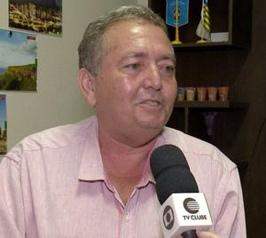 Waldemar Junior  (Foto: TV Clube)
