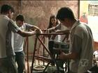 Estudantes montam carro com fibras da Amazônia para evento nacional