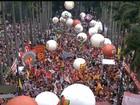 Capitais têm atos a favor do governo Dilma e contra o impeachment
