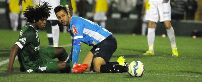 Chapecoense x Cruzeiro (Foto: Cleberson Silva/Chapecoense)