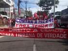 MTST protesta no CE contra atraso de casas do 'Minha Casa Minha Vida'