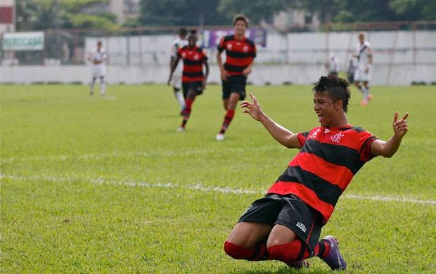nixon Flamengo x Vasco   (Foto: Leandra Benjamin  )