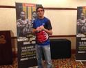Após palestra para lutadores, Giba relembra parceria com Bate-Estaca