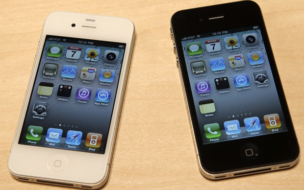 iPhone 4 (Foto: Robert Galbraith/Reuters)