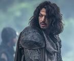 Rômulo Estrela é Afonso em 'Deus salve o rei' | Artur Meninea/Globo