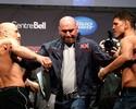 Georges St-Pierre estaria pronto para voltar a lutar no UFC 206, em Toronto
