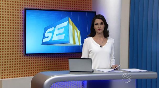 Tamires Franci apresenta o SETV 2ª Edição desta sexta-feira, 14 (Foto: Divulgação / TV Sergipe)