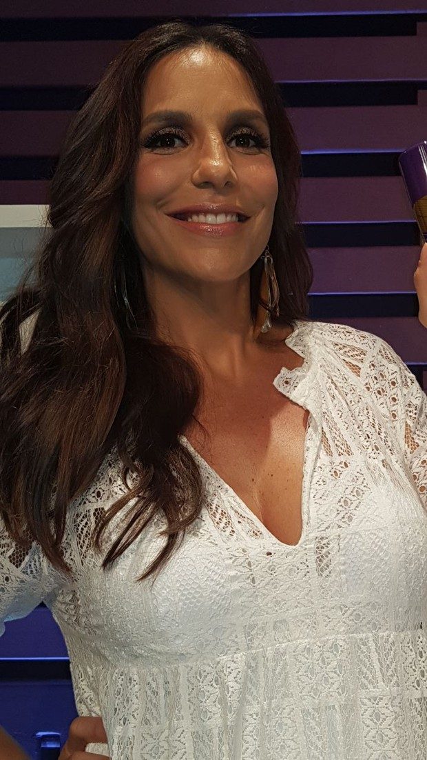 Ivete Sangalo (Foto: Editora Globo)