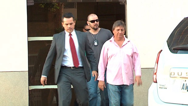 Gaeco prende mais dois auditores da Receita Estadual em Londrina, (Foto:  Reprodução/RPC)