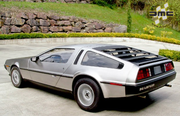 DeLorean foi produzido de 1981 a 1983 (Foto: Divulgação/www.delorean.com)