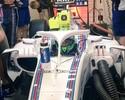 """Massa e Nasr experimentam """"halo"""" em treino liderado por Hamilton no México"""