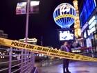 Atropelamento mata um e fere 36 perto de hotel em Las Vegas