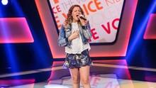 Thaynã Lima, de Itapetininga, fala sobre audição no reality show (Reprodução/TV TEM)