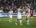 Geovani dos Santos marca na estreia, e Galaxy goleia na Liga dos Campeões