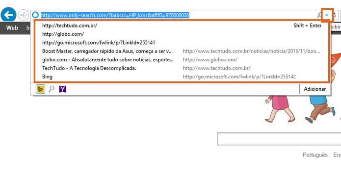 Exclua as informações que preferir no histórico do Internet Explorer (Foto: Reprodução/Barbara Mannara)