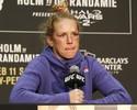 Curtinhas: Comissão não aponta erro do árbitro na luta de Holm e Germaine