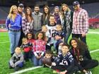 Tom Brady posta foto com Gisele Bündchen e filha após Super Bowl