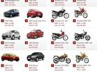 Veja 10 carros e 10 motos mais vendidos em junho de 2013