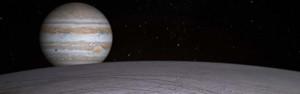 Lua de Júpiter pode ter oceano de água. (Foto: Nasa)