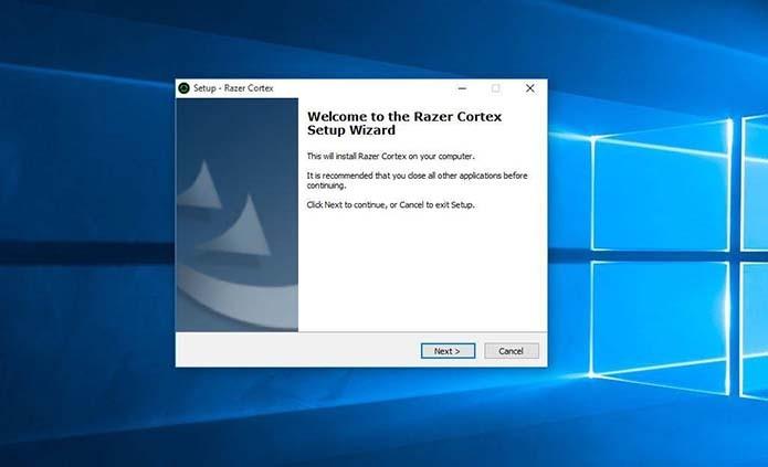 Faça download de Razer Cortex Gamecaster para streaming de
