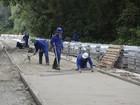 Ministério Público pede paralisação das obras da Estrada Paraty-Cunha