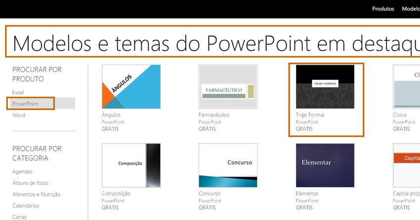 Powerpoint templates download techtudo confira como usar os modelos prontos para baixar no powerpoint com download gratuito toneelgroepblik Image collections