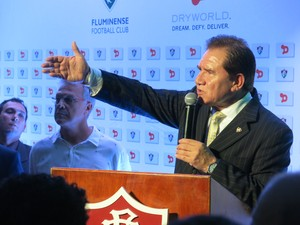 claudio escobar presidente dryworld (Foto: Edgard Maciel de Sá)