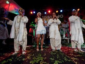Cortejo Afro (Foto: Andrew Kemp/ Divulgação)